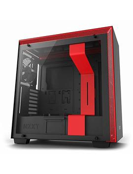 Nzxt H700 Desktop Computer Case, Ca H700 B W1, White/Black by Nzxt
