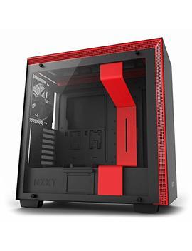 Nzxt H700 Desktop Computer Case, Ca H700 B W1, White/Black by Nzxt