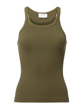 Ribbed Army Tank by Re/Done