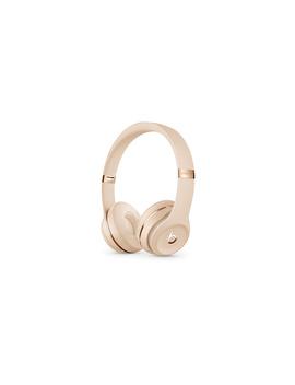 Beats Solo3 Wireless On‑Ear Kopfhörer – SatinGold by Apple