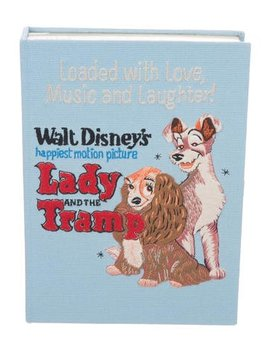 Olympia Le Tan Lady And The Tramp Book Clutch by Olympia Le Tan