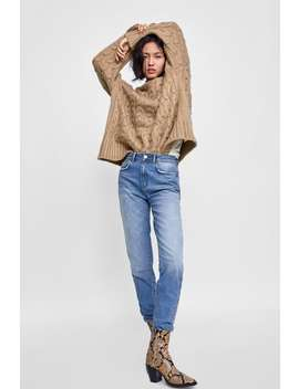 Jeans Z1975 In Mom Fit  Special Pricesdames by Zara