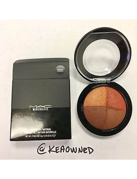 Mac Mineralize Skinfinish Naturally Enhanced 8 G / 0.28 Us Oz by M.A.C