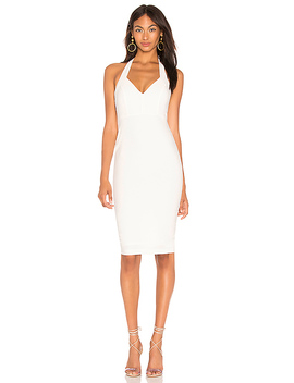 Magic Halter Midi Dress by Nookie
