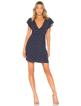 Brenna Wrap Dress by Rails