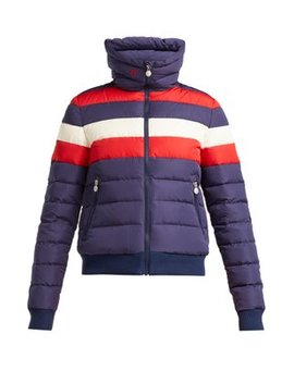 Queenie Down And Feather Filled Ski Jacket by Perfect Moment