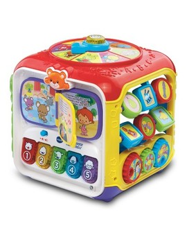 V Tech® Sort & Discover Activity Cube™ by V Tech