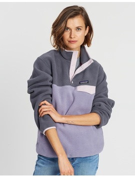 Women's Synchilla Snap Pull Over by Patagonia