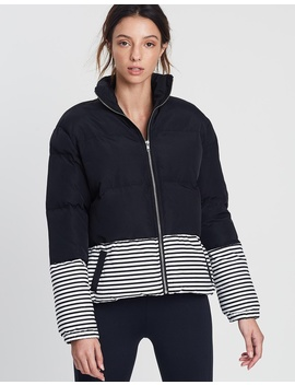 Make Your Mover Puffer Jacket by Jasmine Alexa