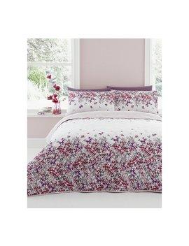 Dreams N Drapes Malinda Blush Bedding Set   Double by Argos
