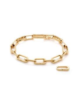 Alta Capture Charm Bracelet by Monica Vinader