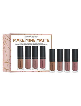 Make Mine Matte Lip Kit by Bare Minerals