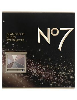 No7 Glamourous Nude Eye Palette by No7