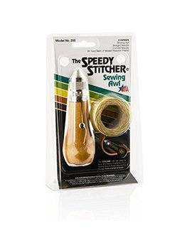 Speedy Stitcher Sewing Awl by Speedy Stitcher