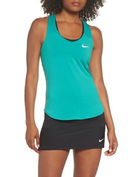'pure' Dri Fit Racerback Tank by Nike