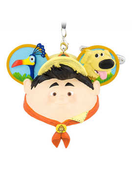 Russell Ear Hat Ornament   Up by Disney