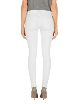 811 Mid Rise Skinny In Blanc by J Brand