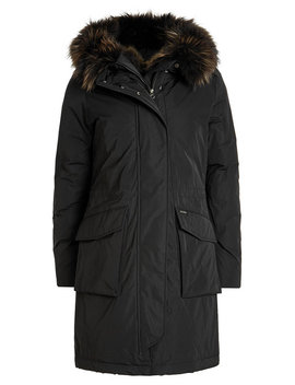 Military Down Parka by Woolrich