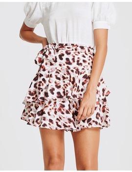 Clemence Mini Skirt by Vestire