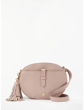 Day Birger Et Mikkelsen Day Rome Leather Cross Body Bag, Rose Fog by Day Birger Et Mikkelsen
