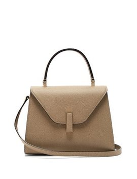 Iside Mini Leather Bag by Valextra