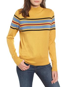 Skivvy Stripe Sweater by Codexmode
