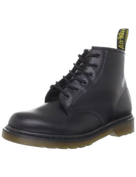 Dr. Martens 101 Smooth 6 Eye Boot, Stivaletti Unisex Adulto by Dr. Martens