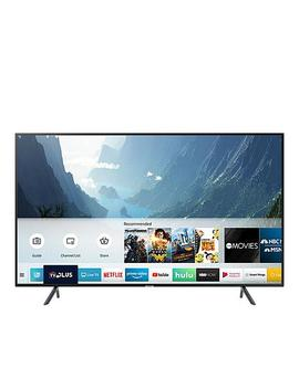 "Samsung Nu7100 55"" 4 K Uhd Smart Tv With Hdmi Cable And 2 Year Warranty by Samsung"