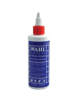 Wahl Professional Clipper Blade Oil  4 Oz by Wahl