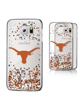 Texas Longhorns Samsung Galaxy Clear Case by Strategic Printing
