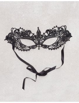 Masquerade Lace Mask by Nly Accessories