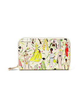 Giles X Aspinal Midi Continental Purse by Aspinal Of London