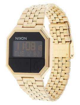 Re Run   Digitaluhr by Nixon