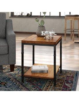 Trent Austin Design Knapp End Table & Reviews by Trent Austin Design