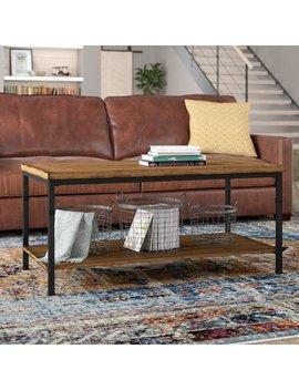 Trent Austin Design Knapp Coffee Table & Reviews by Trent Austin Design