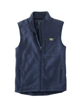 Bean's Sweater Fleece Vest by L.L.Bean