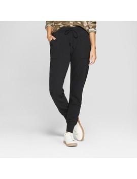 Women's Jogger Pants   Universal Thread™ Black by Universal Thread™