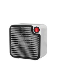 Mainstays Mini Ceramic Heater Dq1723 W White by Mainstays