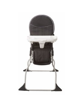 Cosco Simple Fold™ Deluxe High Chair, Black Arrows by Cosco