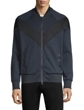 Colorblock Bomber Jacket by Rag & Bone