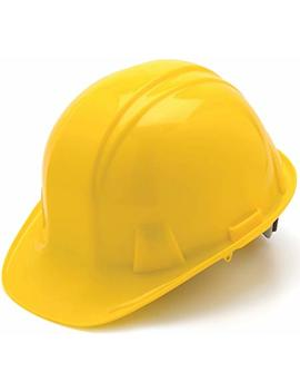 Pyramex Standard Shell Snap Lock Suspension Hard Hat by Pyramex Safety