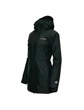 Columbia Womens Frigid Flight Interchange 3 In 1 Winter Ski Jacket Black Xs M L by Columbia