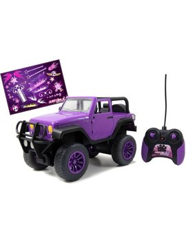 Girlmazing Remote Control Big Foot Jeep by Jada Toys