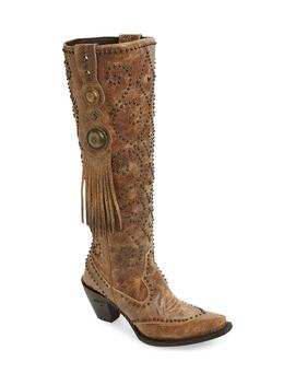 Conchita Knee High Western Boot by Lane Boots