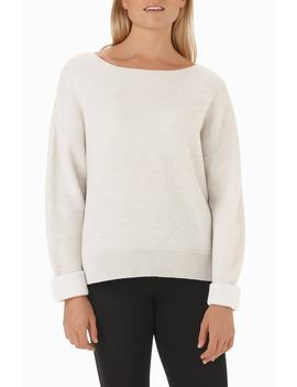 Wool & Cashmere Pullover Sweater by The White Company