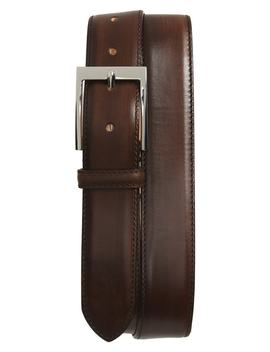 Leather Belt by To Boot New York