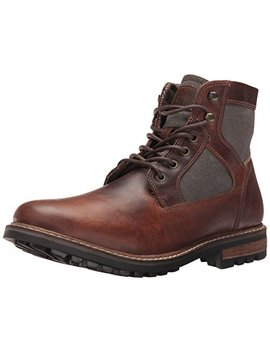 Crevo Men's Reginald Fashion Boot by Crevo