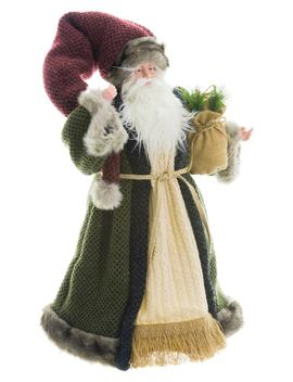 Santa Figurine by Allstate