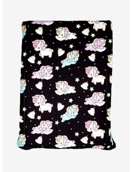 Pastel Space Unicorn Full/Queen Comforter by Hot Topic