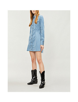 Dynamite Fitted Corduroy Mini Dress by Free People